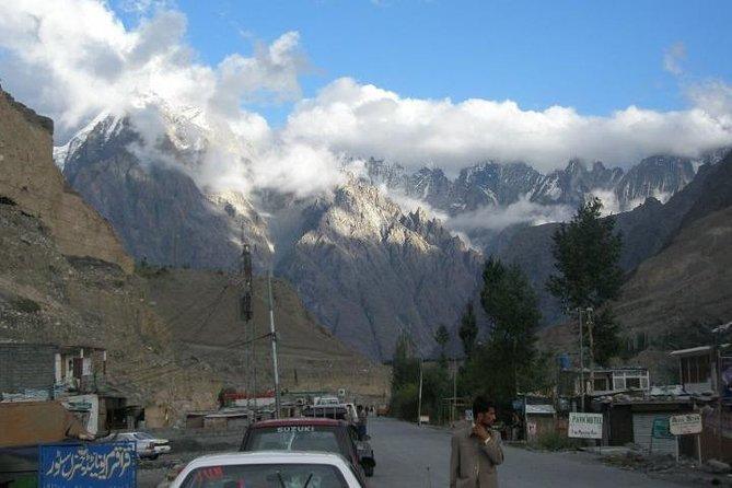 Sost is the last Pakistani Village on Pakistani Side before Khunjerab Pass