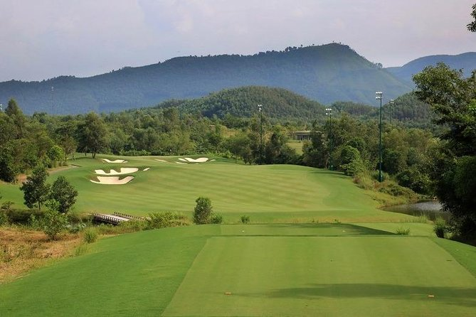 Central Vietnam golf tour