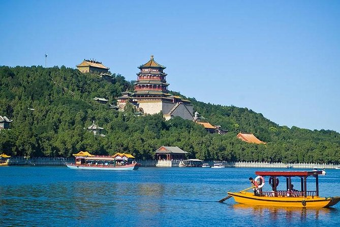 2 Days Tianjin Shore Excursions to Beijing Great Wall and Forbidden City photo 7
