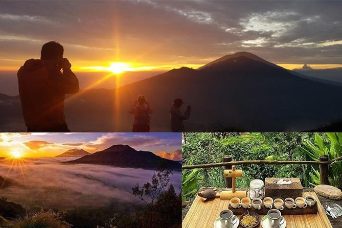 Mount Batur Sunrise Trekking and Coffee Plantation