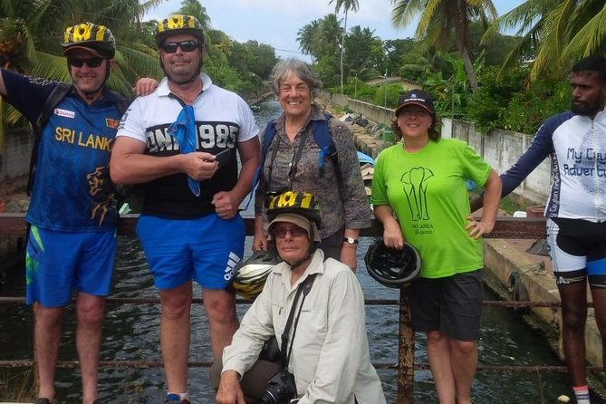Dutch Foot Print Cycling Tour from Colombo to Negombo
