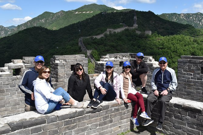 Tianjin Port to Beijing Private 2-Day Tour Include Mutianyu Great Wall