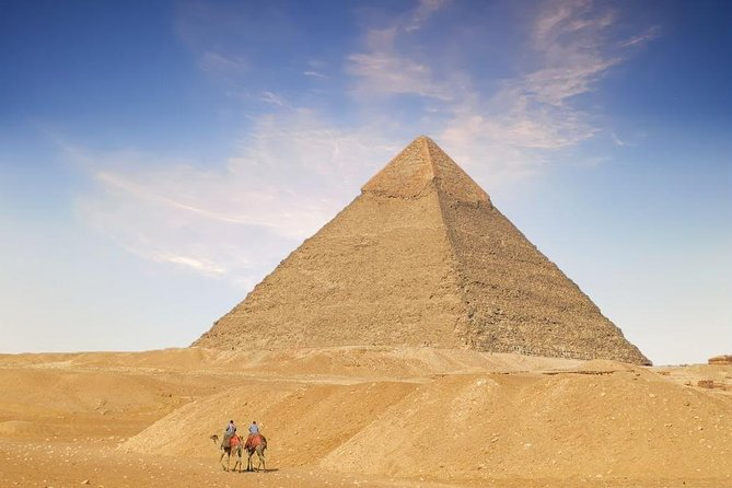 Full-Day Private Tour to Pyramids, Memphis and Sakara