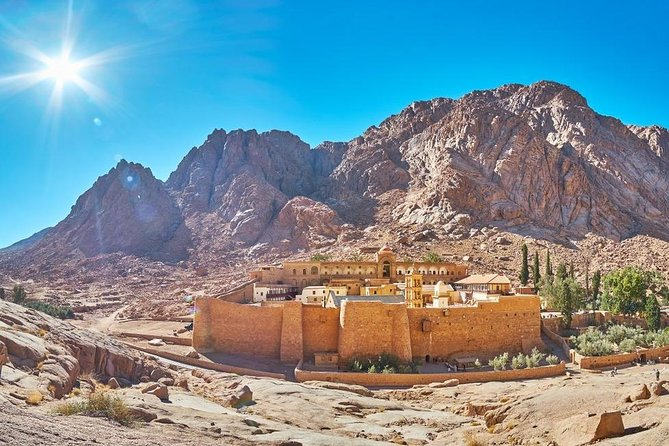 2 Days Private Tour to St. Catherine Monastery from Cairo