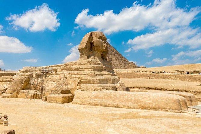 Private Day Trip to Giza Pyramids Saqqara and Memphis