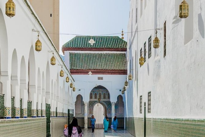 Day trip to Volubilis, Moulay Idriss and Meknes from Fez