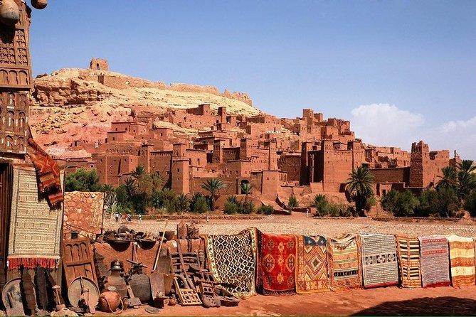 14 Days Grand Morocco Tour from Casablanca