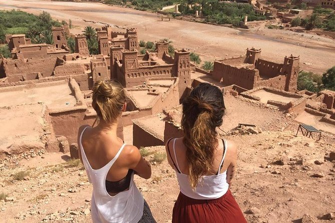 2 Day Sahara Desert Trip from Marrakech: Women only tour with cooking experience