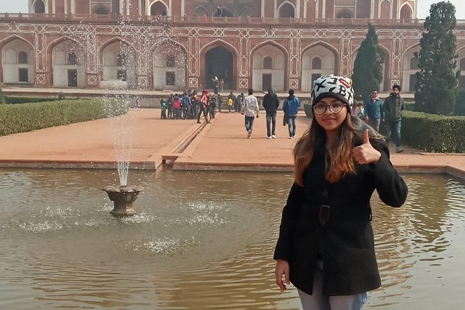 Saniya's One day trip and Home visiting in Agra from Delhi