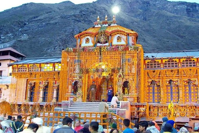 Chardham Yatra Package From Haridwar by Bus