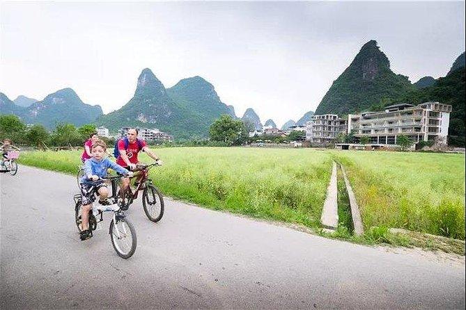 Nature and Li River Private Day Tour