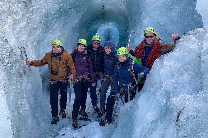 Solheimajokull Glacier 3-Hour Small-Group Hike