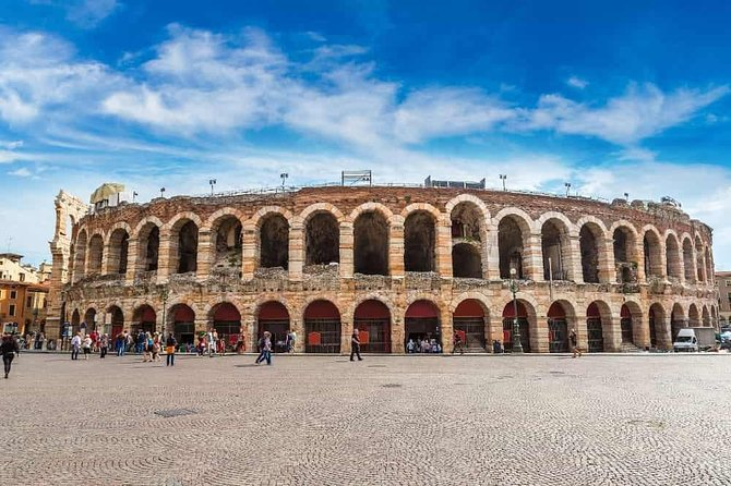Private 8-hour Tour to Verona from Milan with Hotel pick-up and drop off