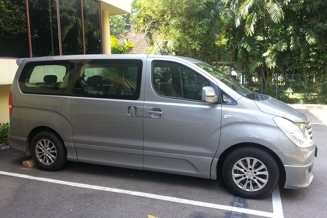 Luxury MPV Transfer Service