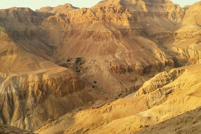 Hiking tours of Israel