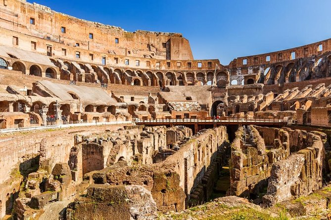 Colosseum, Ancient Rome, Underground Catacombs guided tour, Tickets & Transfer photo 18