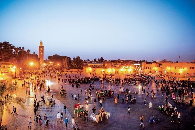 Half-Day Private Guided Tour to Medina City in Marrakesh