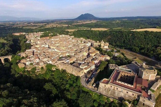 Private Transfer: Rome City to Civita Castellana and vice versa