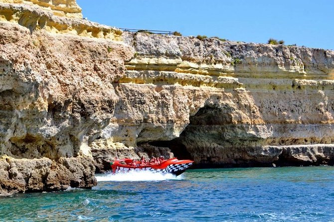 Jet Boat Caves and Emotion
