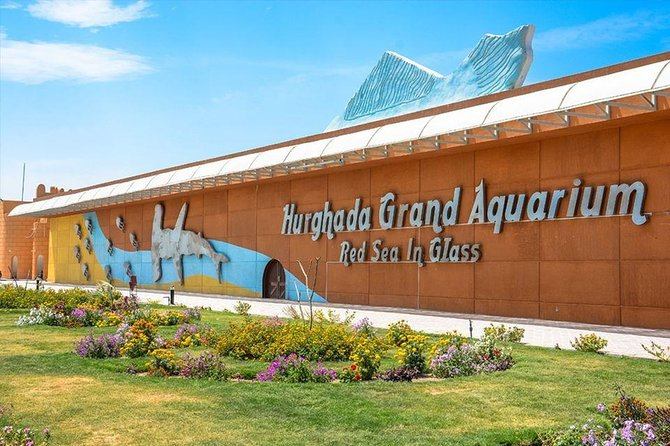 Skip the Line: Grand Aquarium Ticket - Hurghada