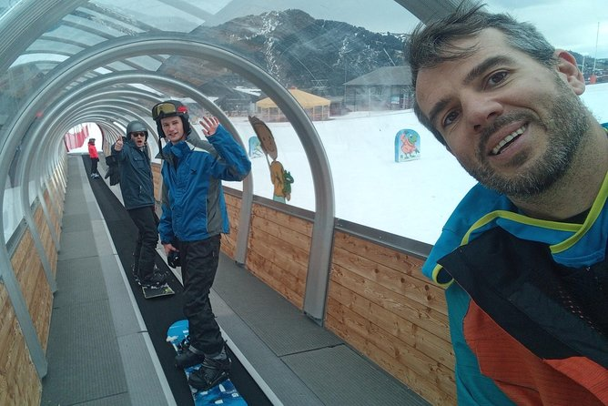 Full Day Snowboarding Lessons/ Guiding Engelberg - Titlis