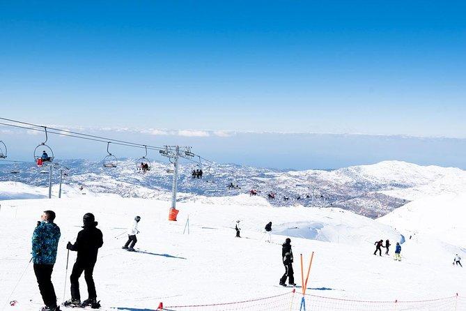 Faraya Ski Resort Lebanon