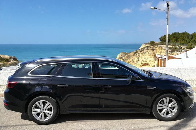 Private transfer from Faro Airport to Alvor (1-4pax)