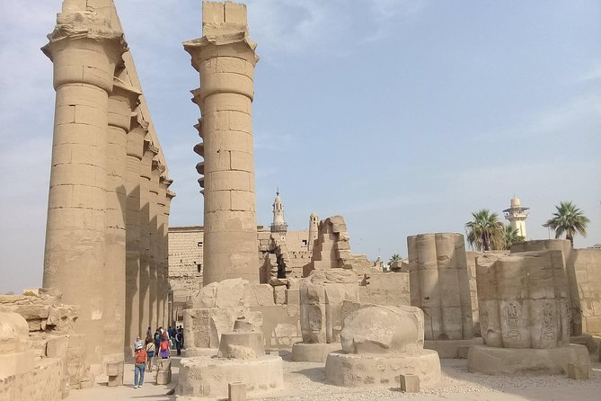 Hurghada To Luxor and Valley of the Kings By Bus photo 12