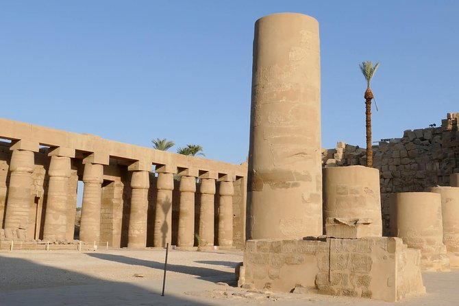 Hurghada To Luxor and Valley of the Kings By Bus photo 9