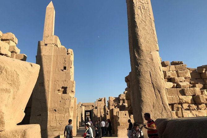 Hurghada To Luxor and Valley of the Kings By Bus photo 2