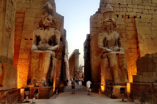 Hurghada To Luxor and Valley of the Kings By Bus photo 6