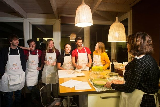 Private cooking class at a local's home with tasting in Milan