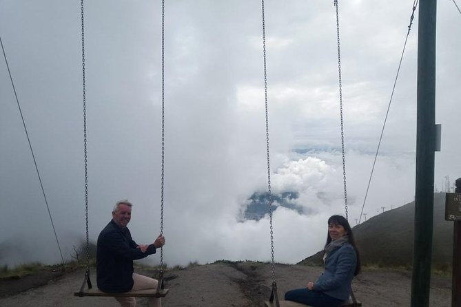 Private Tour to Middle of the World, Pululahua Volcano and Teleférico Visit