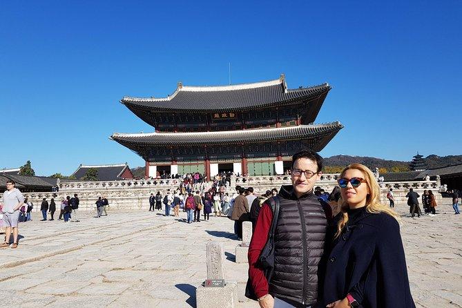 Layover Tour for Wonder of Korea