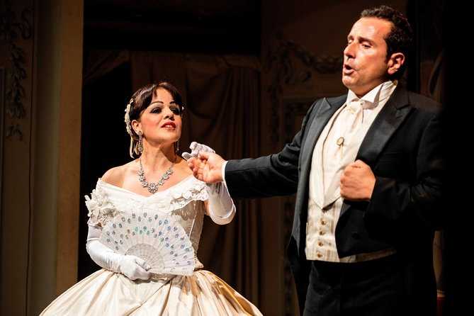 I Virtuosi dell'opera di Roma: La Traviata at St. Paul Within the Walls photo 7