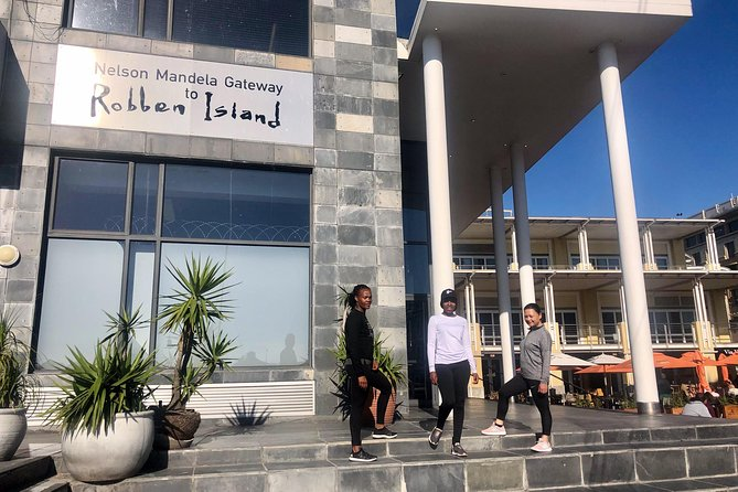 Robben Island Half Day Tour with Diamond Museum experience