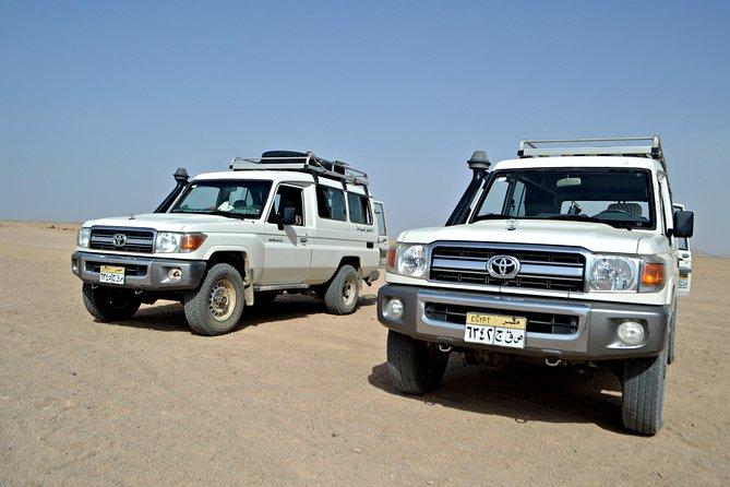 Sahara Park By Jeep