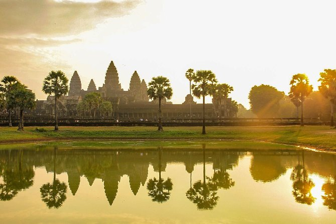 Angkor Wat Sunrise Daily Small Group Tours