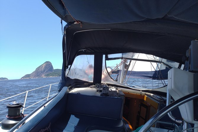Historic Rio - Morning Sailboat Tour through the Guanabara Bay photo 15