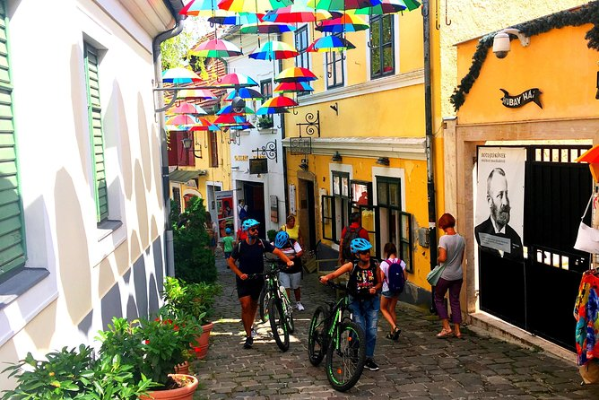 Budapest - Szentendre E-bike tour with lunch and boat trip