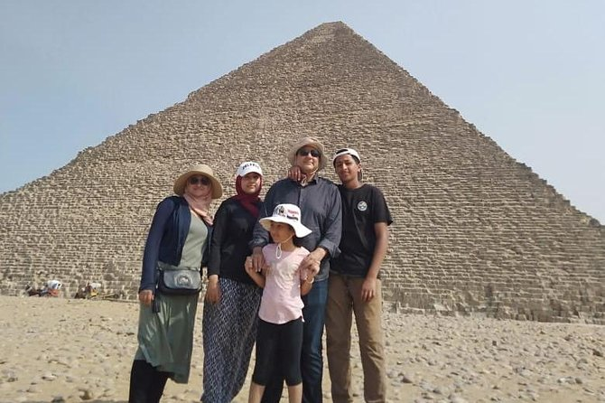 Giza pyramid Cairo museum Tour with Airport Pickup only