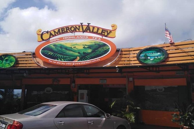 Cameron Highlands Day Tour from Kuala Lumpur