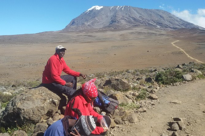 5 Days Mt. Kenya Sirimon route out Chogoria Route with Peak Circuit
