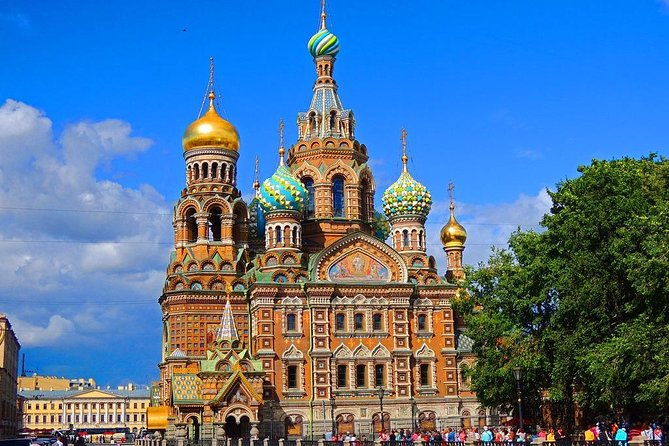 Russian Churches Private Tour + Professional Photographer photo 1