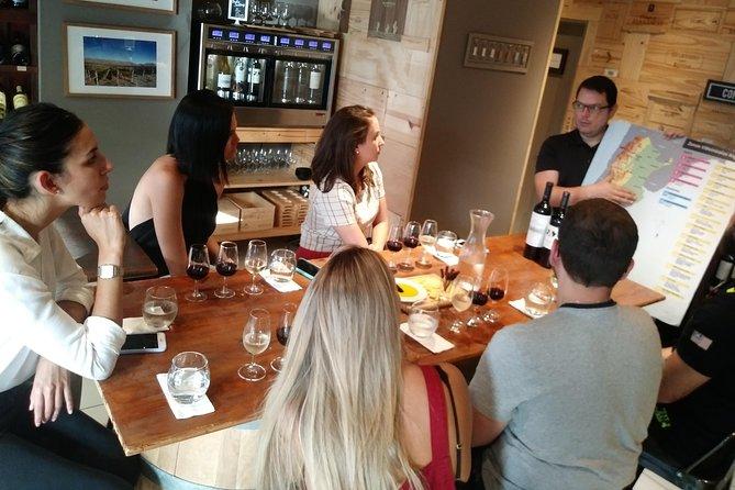 Tour de vinos Argentinos y Tapas en Palermo!