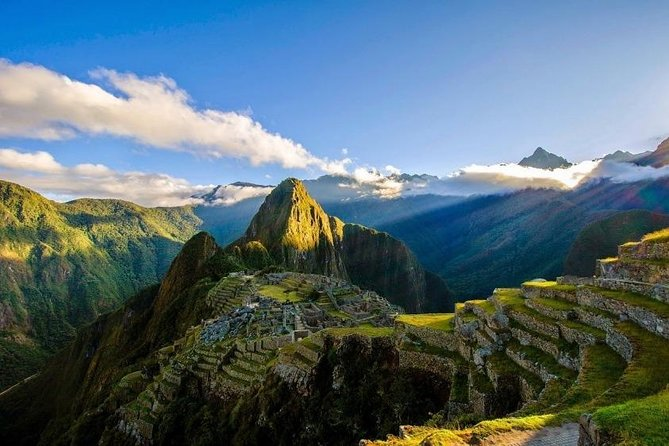 Entrance Ticket to Machupicchu