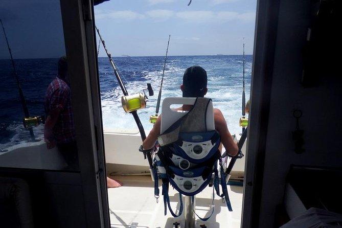 Sport fishing in Tenerife