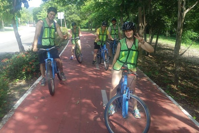 Ixtapa bike tour