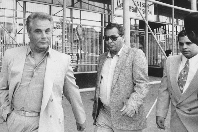The Rise and Fall of the American Mafia Walking Tour