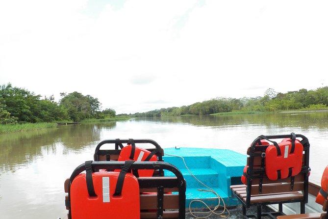 Amazonian charm day trip on majestic amazon river